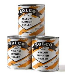 ROLCO Yellow  Burnish Sealer