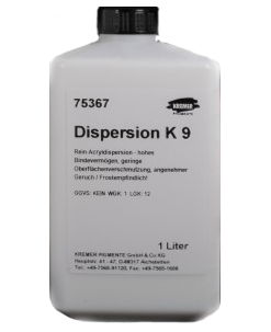 Dispersion K 9   [75367]