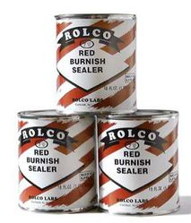 ROLCO Red Burnish Sealer  [670]