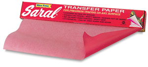 Saral Transfer Paper   [827]