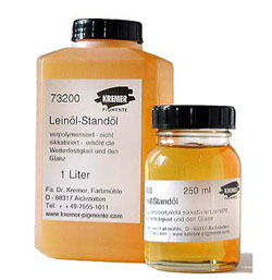 Refined Linseed Oil   [73300]