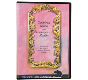 Traditional Gilding.  DVD [915]